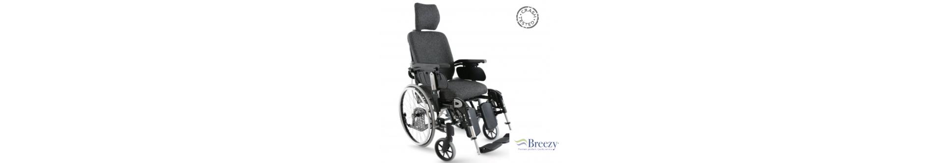 Wózki geriatryczne